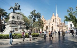 Plaza San Martín, Córdoba