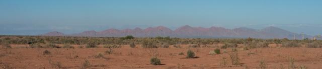 Desert landscapes, Talampaya